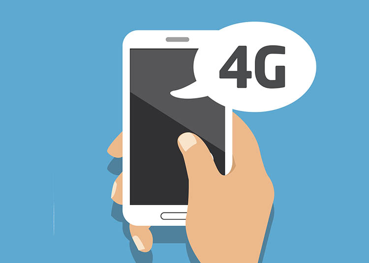 Internet Data 4G